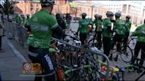 26 Cyclists Ride From Newtown To DC For Gun Control