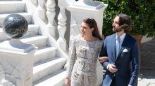 Royal Wedding Alert! Princess Grace's Granddaughter Charlotte Casiraghi Is Married