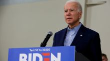 With 2020 race all but halted over coronavirus, Biden quietly widens lead over Trump: Reuters/Ipsos poll