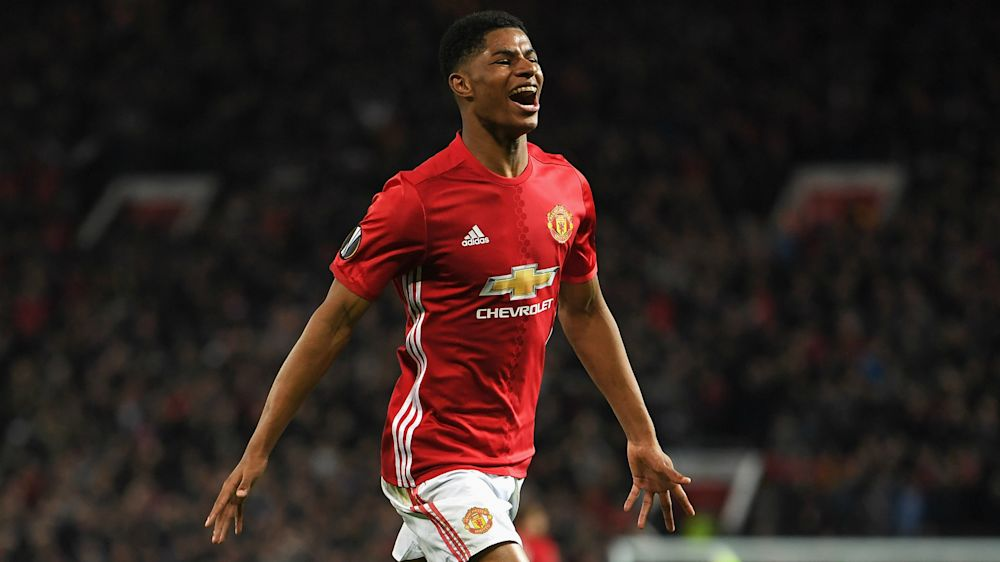'Rashford can be 'world star' like Neymar and Ronaldo'