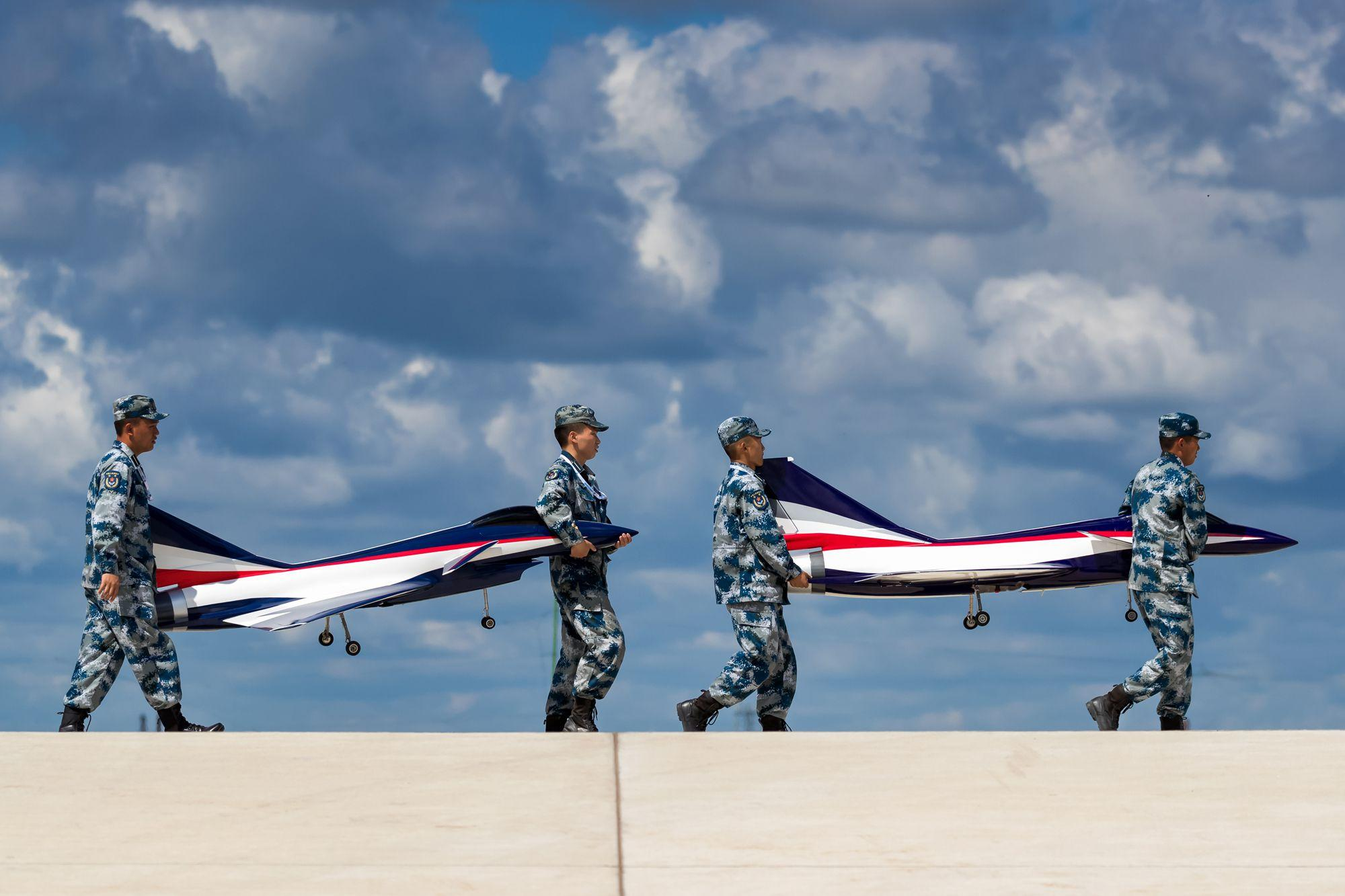 China's Copycat Air Force and the Planes That