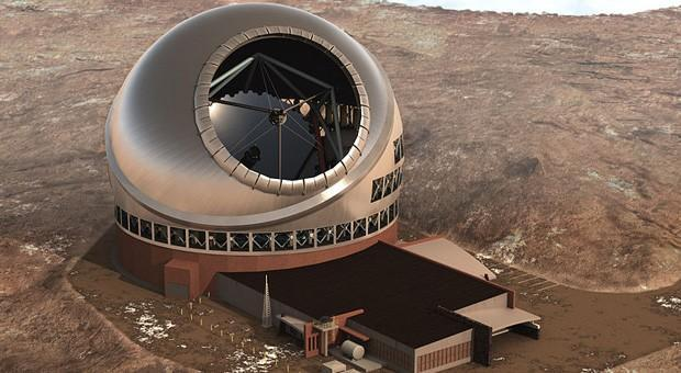Canada's economic issues might affect Thirty Meter Telescope's future