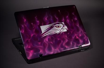 Falcon unveils flame-painted FragBook TLX gaming laptop