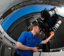 Royal Observatory at Greenwich working for first time since London smog shut down telescopes 60 years ago