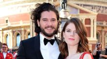 Kit Harington and Rose Leslie Are Living Together, but They're Not Engaged (to Nicole Kidman's Dismay)