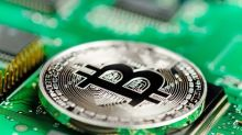 Bitcoin bounces on Tuesday session