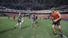 Entertainment acts to complement action at HSBC Singapore Rugby Sevens