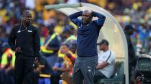 Mosimane criticises ref after Mkhuma push decision costs Mamelodi Sundowns