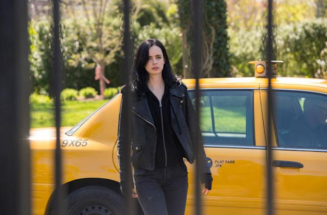 Jessica Jones confronts her anger in new season two trailer
