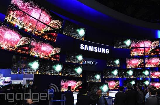 Samsung swears its smart TVs aren't eavesdropping on you