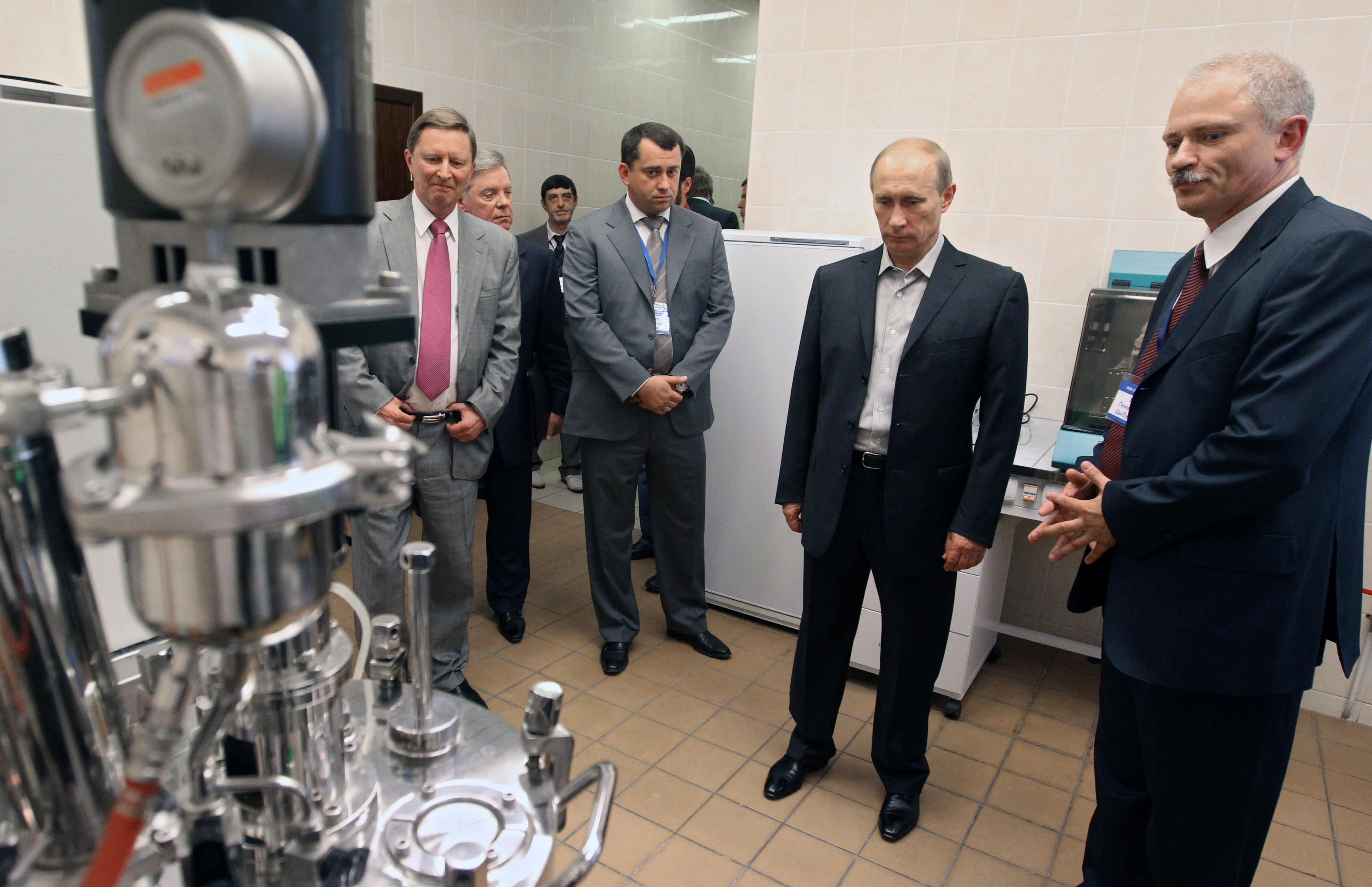 Putin's Great Patriotic Pseudoscience