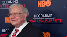 BUFFETT: Stock buybacks are not 'un-American,' but buying back Berkshire shares has 'proved hard to do'
