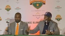D'Angelo: Jackson State's Deion Sanders, FAMU's Willie Simmons entertain while hyping September return of Orange Blossom Classic