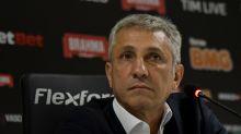 Campello faz balanço do seu trabalho no Vasco e revela planos para 2020