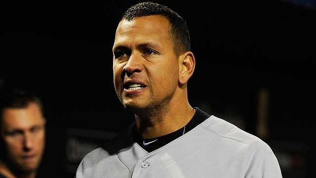 Yankees should drop A-Rod in lineup