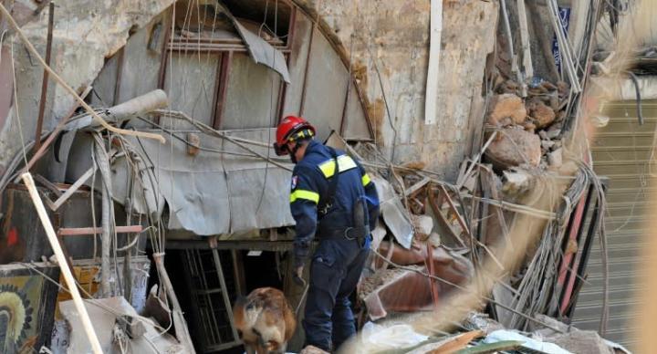 深入直擊!黎巴嫩爆炸後 最真實影像