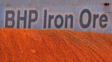 Produção de minério de ferro da BHP avança 7% no trimestre