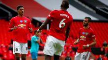 Bruno Fernandes defends Rashford goalscoring form: His teamwork is amazing