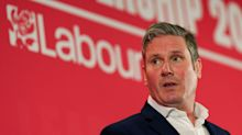 Keir Starmer elected new Labour Party leader