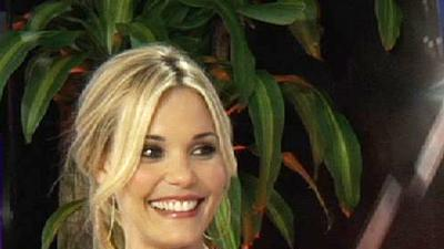 Leslie Bibb Off the Cuff