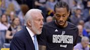 Pop doesn't expect Kawhi back this season