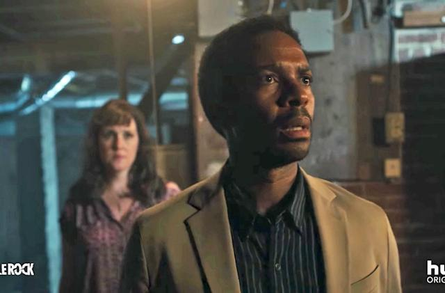 Stephen King's 'Castle Rock' series streams on Hulu July 25th