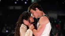 Shawn Mendes and Camila Cabello's white-hot performance steams up the VMAs: 'They left me shook'