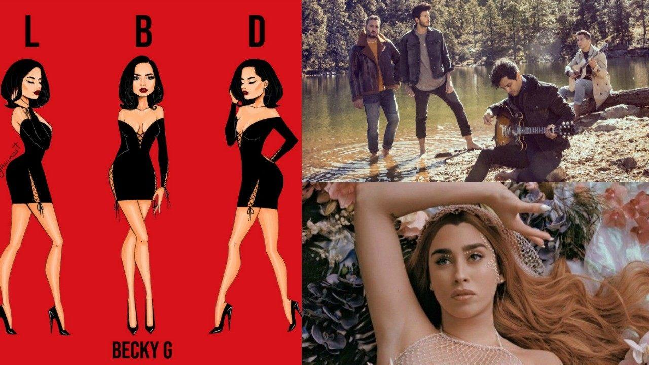 Becky G Lauren Jauregui More Latinx Artists Drop Sizzling New