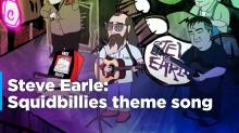Song Premiere: Steve Earle takes on the 'Squidbillies' theme song