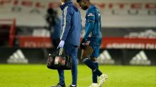 Arsenal injury crisis with Bukayo Saka, Emile Smile Rowe and Martin Odegaard doubts for Slavia Prague trip