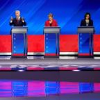 Biden, fellow Democrats back on campaign trail after third presidential debate