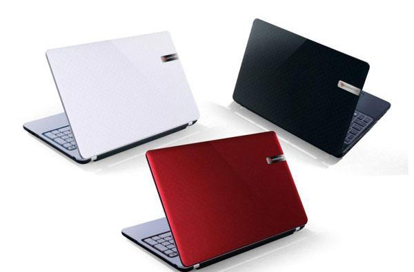 Packard Bell EasyNote LV, TV laptops bring Ivy Bridge to speed-hungry Europeans