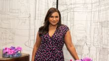 Mindy Kaling's 3-year-old daughter watches inauguration of Kamala Harris in awe: 'It looks like mommy!'