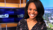 Fired black TV news anchor alleges her boss banned her natural hair and pressured her to look like 'a beauty queen'
