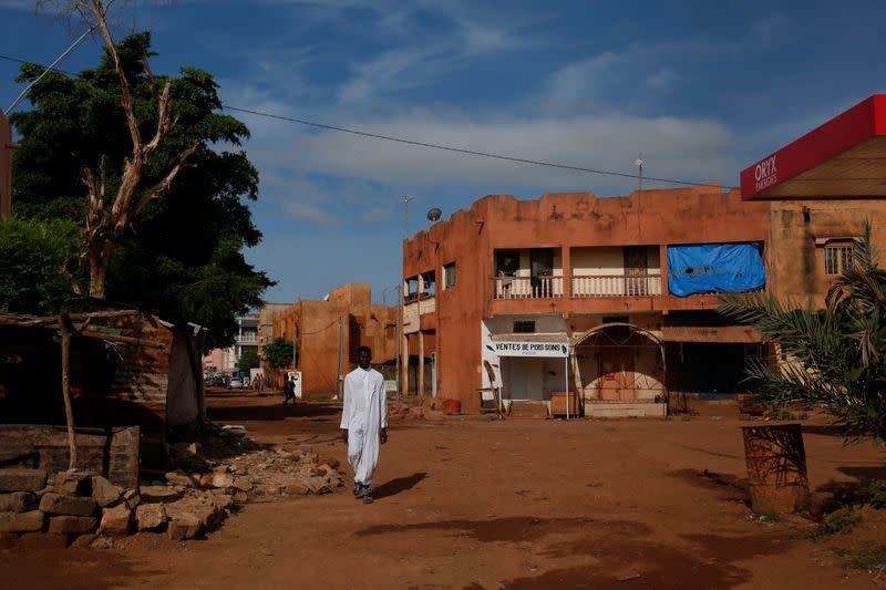 Un journaliste français dit dans une vidéo avoir été enlevé au Mali