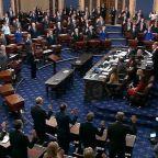 Trump impeachment trial launches in Senate