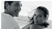 Calvin Klein Fragrances Announces the Return of Christy Turlington Burns and Edward Burns as the Faces of ETERNITY Calvin Klein