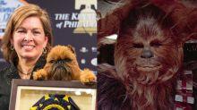 Un mini Chewbacca gana la mayor competición canina de EEUU