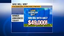 How to enter ABC7's $49,000 contest