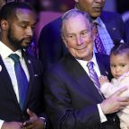 Democratic rivals accuse Bloomberg of trying to 'buy' election