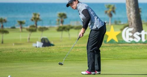 Golf - LET - Karine Icher s'accroche