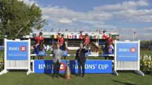 Team Germany Claim Victory in the 2018 BMO Nations' Cup at Spruce Meadows
