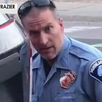 Former Minneapolis cop who knelt on George Floyd charged with 3rd degree murder, manslaughter