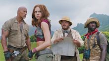 Jumanji: Welcome To The Jungle sequel will go up against Star Wars