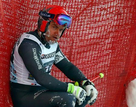 FILE PHOTO: Alpine Skiing - FIS Alpine Skiing World Cup - Men's Downhill