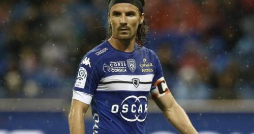 Foot - L1 - Bastia - Bastia : Yannick Cahuzac est touché