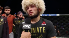 Khabib Nurmagomedov 'deliberately put Justin Gaethje to sleep to avoid breaking arm in front of his parents'