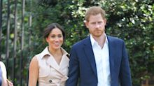 Every outfit Meghan Markle's worn on the royal tour of South Africa