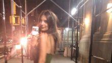 Cristina Pedroche se suma al 'little black dress'