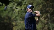Golf: Westwood flies high as Poulter bemoans 'pathetic' putting